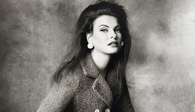 Linda Evangelista is the new face of Moschino