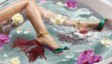 Обувки от Кристиан Лубутен за Пролет/Лято 2015