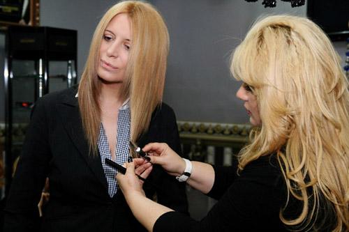 Стефания Колева и Ваня Щерева с образцова визия от Вили Боршукова