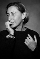 Miuccia Prada for the future of fashion