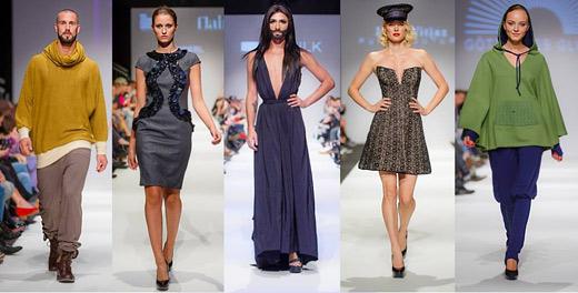 Балин Балев сред официалните фотографи на Седмицата на модата във Виена