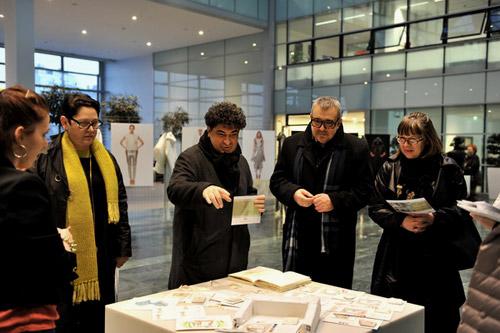 Арт център Юзина представи експериментална колекция 2014 на магистри от катедра