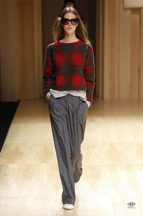 MANGO presented Fall/Winter 2014-2015