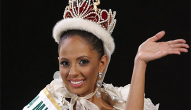 Валери Ернандес - Miss International 2014