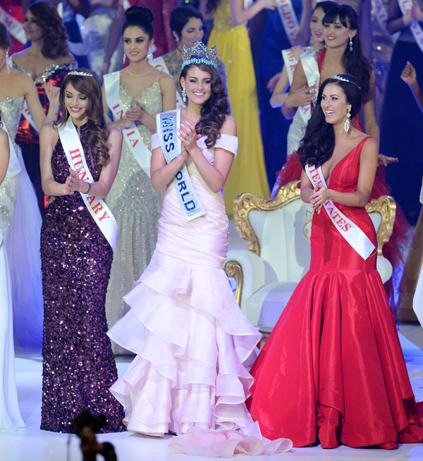 No more swimsuits in 'Miss World' pageant
