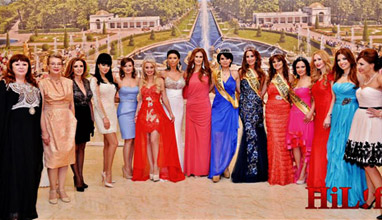 """""""Мисис България 2014"""" с тоалети от Bridal Fashion"""