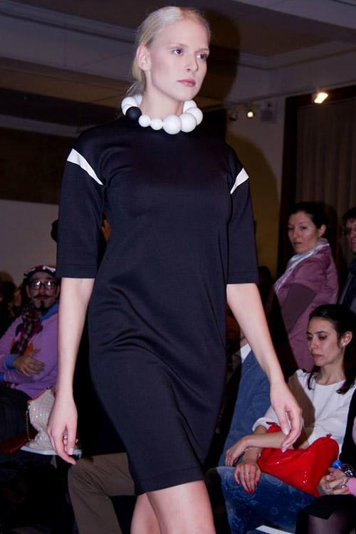 Дипломно модно ревю на студенти от магистърска програма