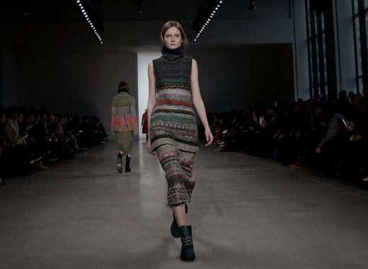Седмицата на модата в Ню Йорк представя колекции Пролет-Лято 2015