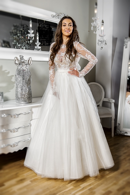 Bridal dresses 2015 by Paloma Fashion