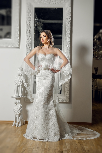 Bridal dresses 2015 by Paloma Fashion