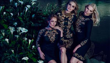 Колекция  Есен/Зима 2014-2015 на Roccobarocco е в бутик Bridal Fashion