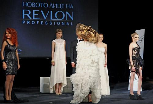 Revlon Professional представи актуалните тенденции в прическите за Пролет-Лято 2014 по време на официалния си дебют в България