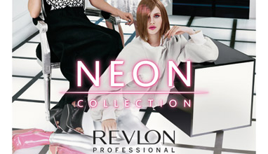 REVLON PROFESSIONAL представя колекция NEON