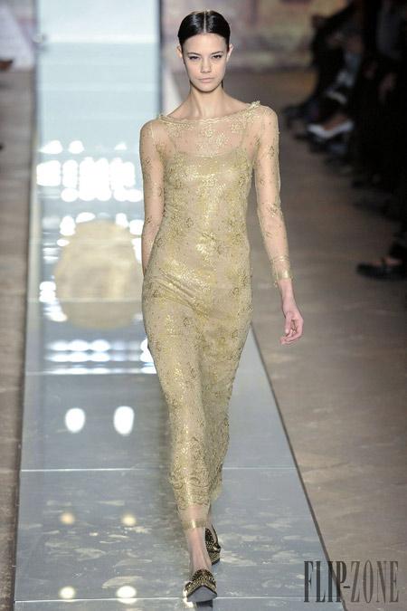 Роко Бароко представи ETERNAL BEAUTY – колекция  есен – зима 2014/15 на модната седмица в Милано