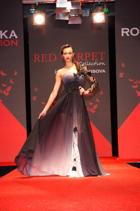 The last collection of the Bulgarian designer Sofia Borisova - RED CARPET