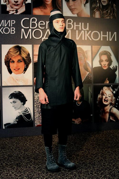 Ревю-спектакъл за премиерата на Световни модни икони