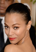 Zoe Saldana is the new face of Stuart Weitzman