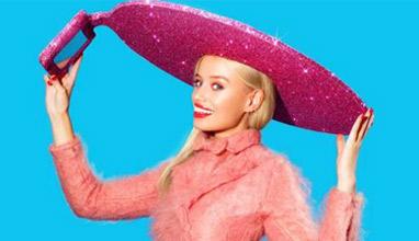 По време на седмицата на модата в Лондон бе представена селфи-шапка
