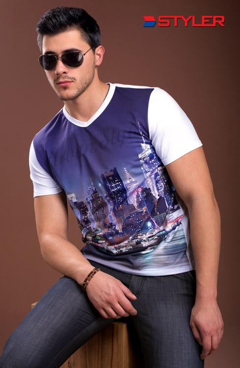 Мъжка мода: Колекция Пролет-Лято 2014 на Styler