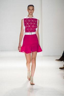 Victoria Beckham for Spring/Summer 2014