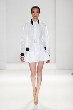 Victoria Beckham for Spring/Summer 2014