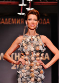 Дизайнерката Веселка Крачунова с модел уникат за лятото
