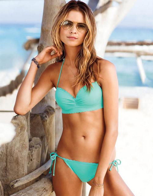 Victoria's Secret Swimwear 2014