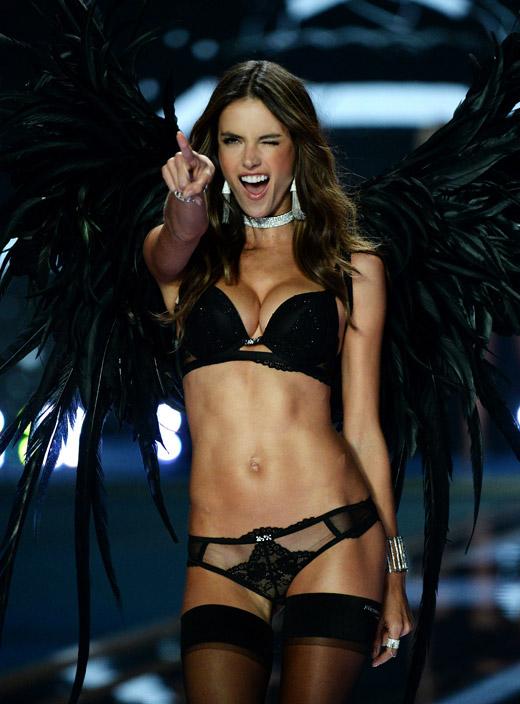 Модно шоу 2014 на Victoria's Secret
