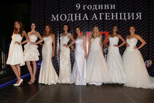 Агенция VIP Fashion Group отпразнува подобаващо рождения си ден