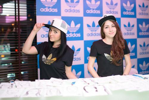 adidas Originals превзе клубната сцена в София
