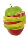 Ябълките премахват чесновия дъх
