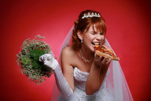 Бракът и женското тегло