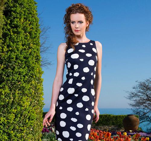 Заложете на роклите на точки за летния сезон