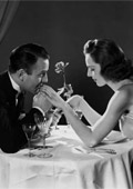 Добрите маниери при среща през 50-те