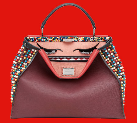 10 British celebs designed handbags for charity