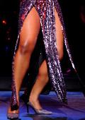 Кои дами от музикалния шоубизнес имат най-красиви крака?