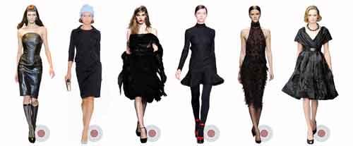 Малката черна рокля не е за всеки