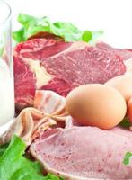 За употребата на месо и сирене в средната възраст