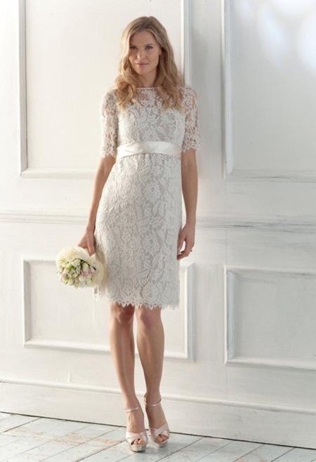 Сезонът на сватбите: Късата булченска рокля