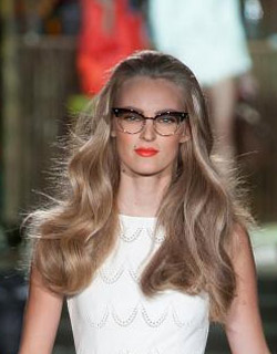 Hair trends for Spring/Summer 2014