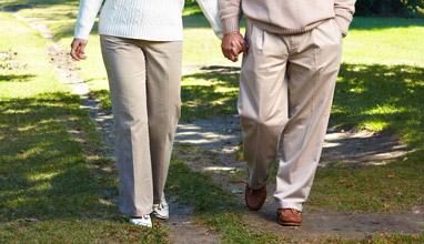 Ходенето пеш като превенция срещу артрит