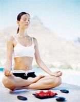 Откажете цигарите с помощта на йога упражнения