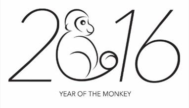 2016 е годината на Маймуната според китайския зодиак