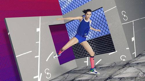 adidas представя новата си спортна линия за активни момичета adidas StellaSport