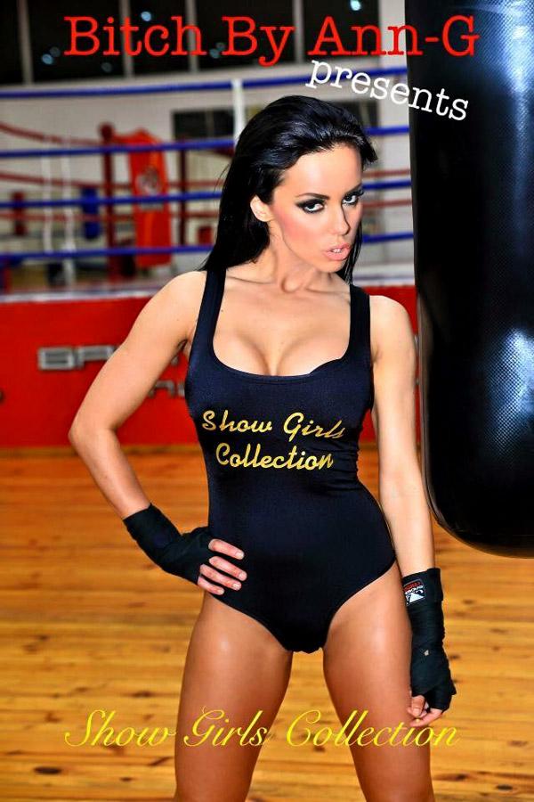 Fitness by Ann-G на Sofia Fashion week 2015