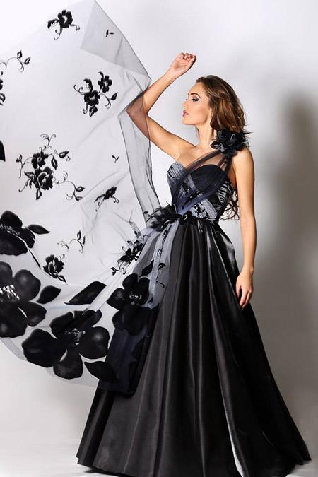 За модерната абитуриентка - рокля от ателие Александра