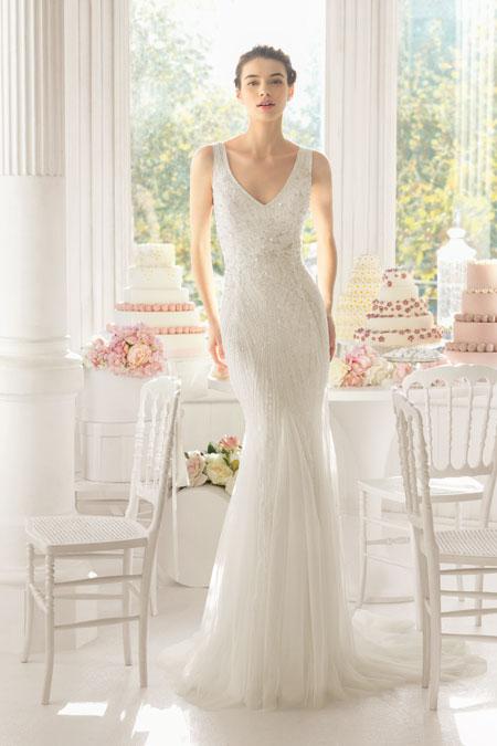 Сватбени рокли на Моден Център ATELIER SPOSA - символ на нежност и стил