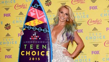 Бритни Спиърс с награда за стил