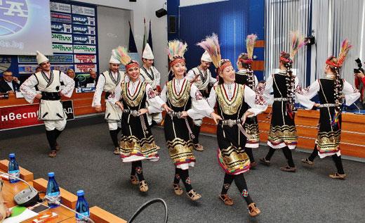 Месец на България в Холандия от 28.10 до 28.11