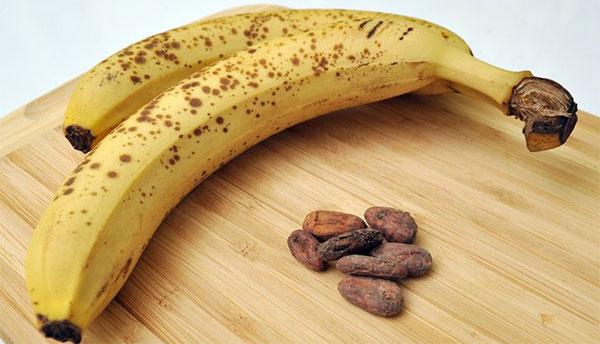 За полезните свойства на бананите